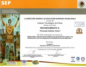 Reconocimiento_ITParral_GISSF6_2008