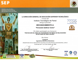 Reconocimiento_ITParral_OndaViajera_2008
